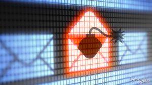 令人担忧的统计:大部分的恶意垃圾邮件都附有勒索软件