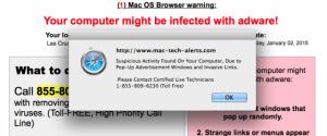 广告软件出现在苹果Mac OS X里?是的,这是可能的!
