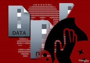 Petya/NotPetya 勒索软件删除数据?不是,这是不同的。