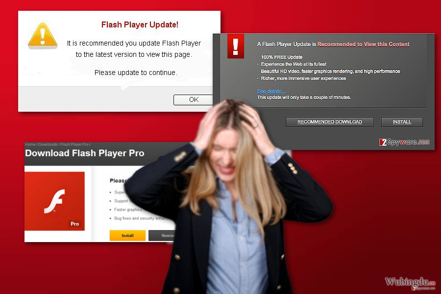 Flash Player Pro 病毒