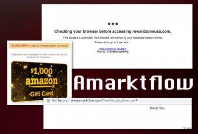 Amarktflow 诈骗