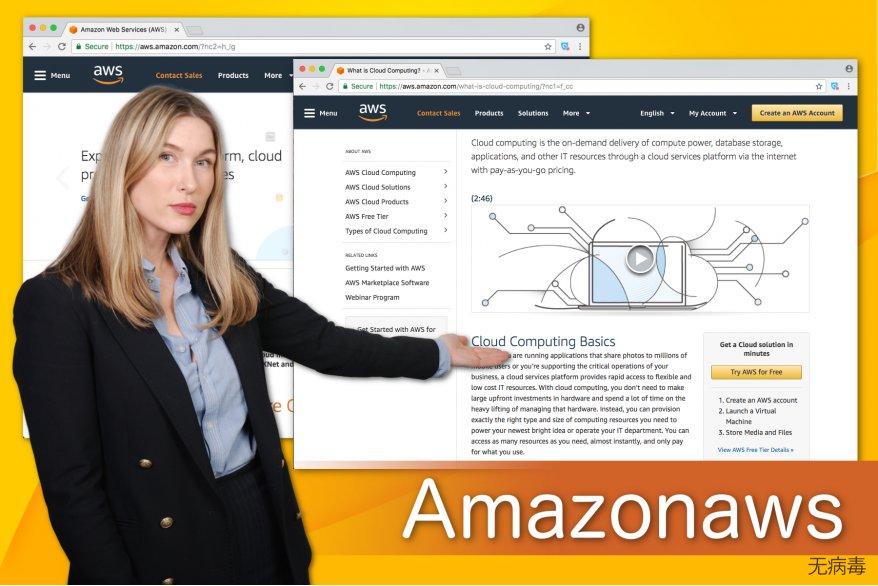 Amazonaws 图解