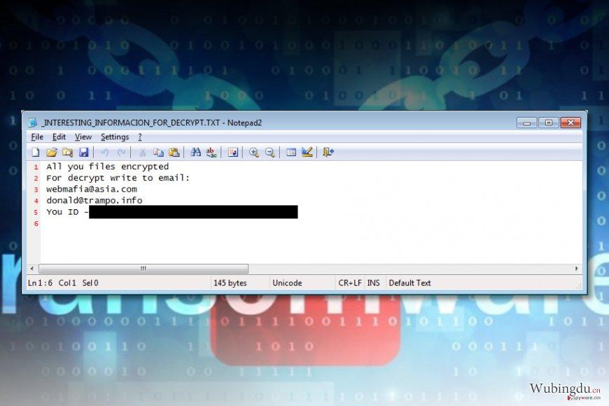 Azer 勒索软件