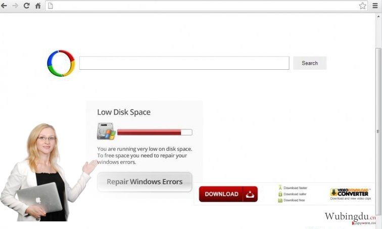 Chrome 重定向病毒