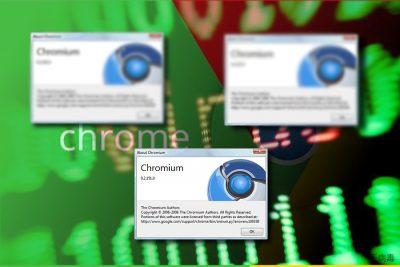 图像显示 Chromium