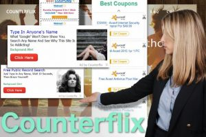 Counterflix 广告