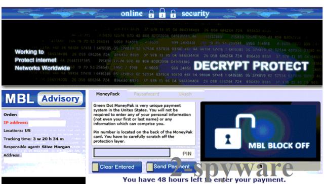 Decrypt Protect 病毒