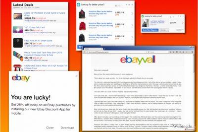 eBay 病毒变种