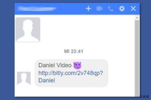 Facebook video 病毒