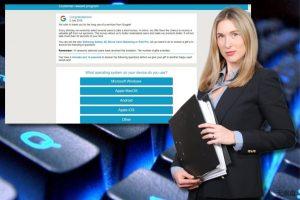 Google Customer Reward Program 诈骗