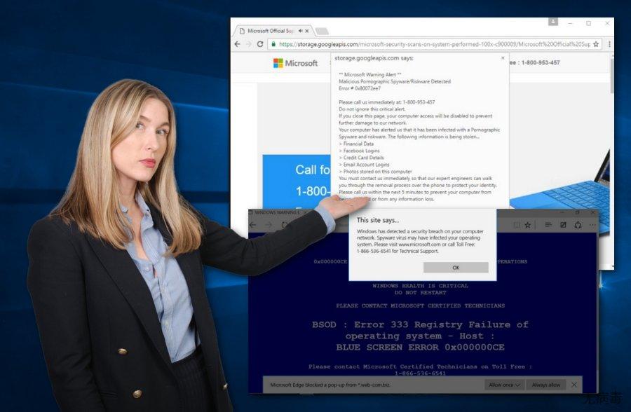 Microsoft 病毒