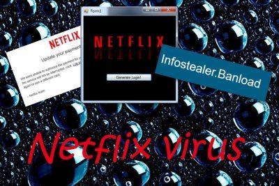 Netflix 病毒
