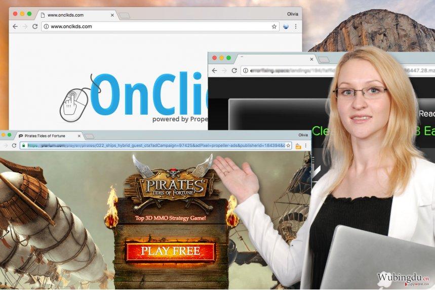 Onclkds.com 广告