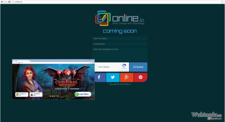 Online.io 病毒