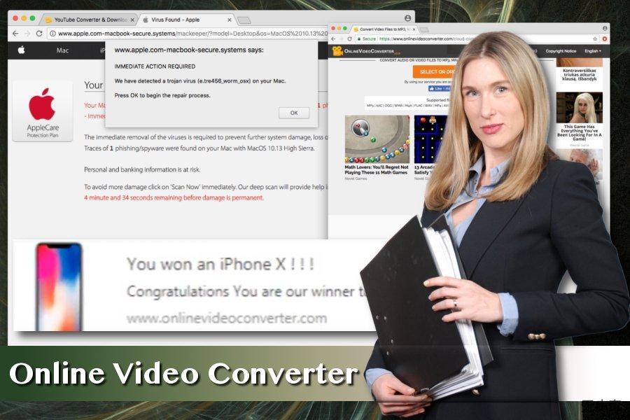 Online Video Converter 病毒