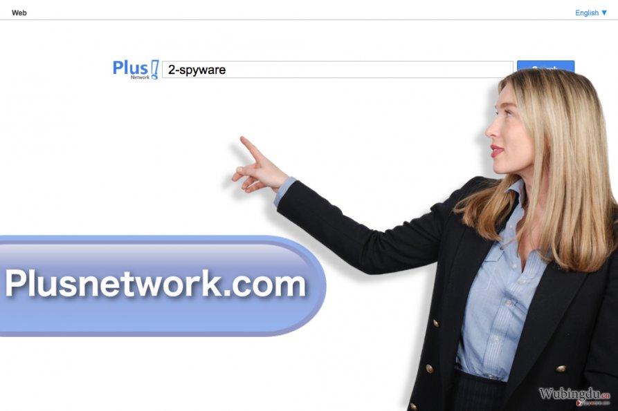 Plusnetwork.com 病毒