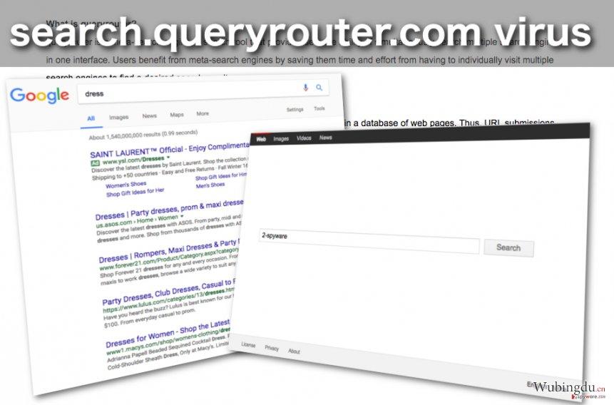 Search.queryrouter.com 病毒