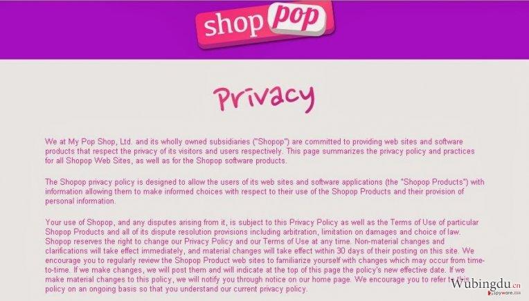 Shopop 病毒