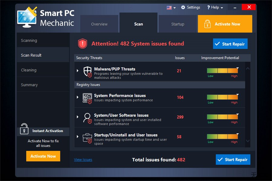 Smart PC Mechanic 软件