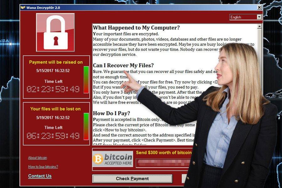 Wana Decrypt0r 勒索软件病毒