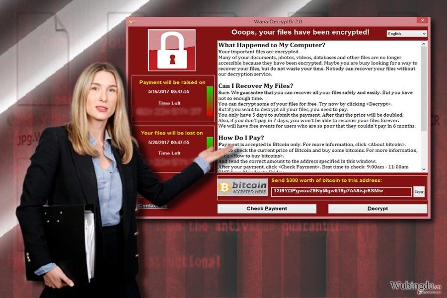 Wannacry 3.0 和 WannaCry 的勒索字条