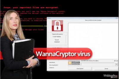 WannaCryptor 勒索软件病毒