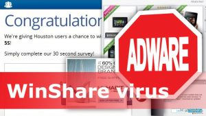 WinShare 病毒