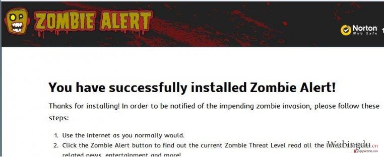 Zombie Alert 病毒
